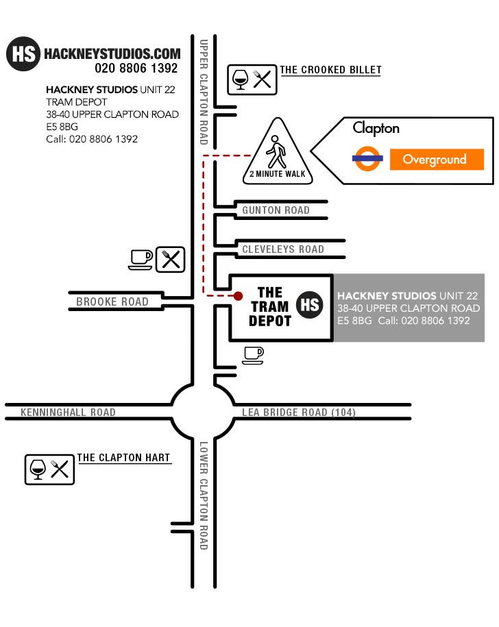 hackneystudios_map