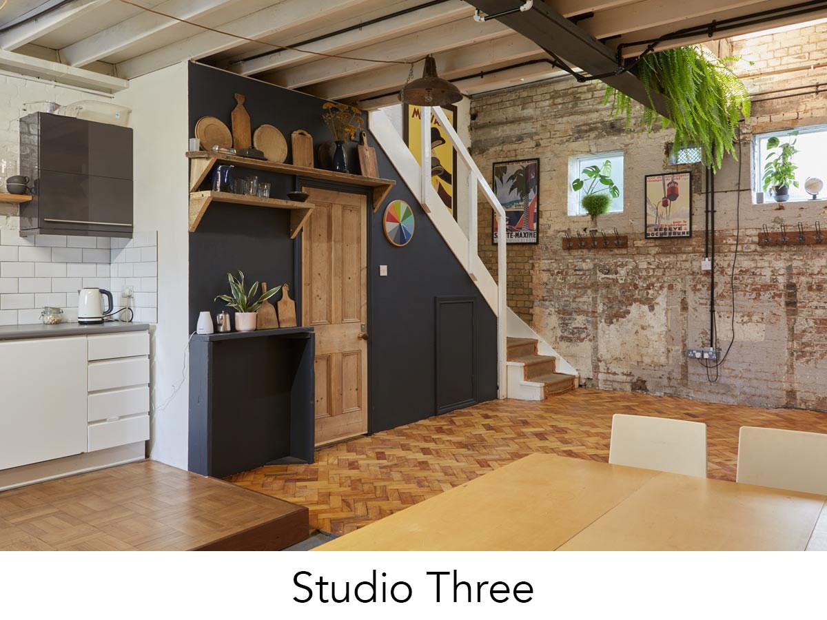 Hackney Studios Three