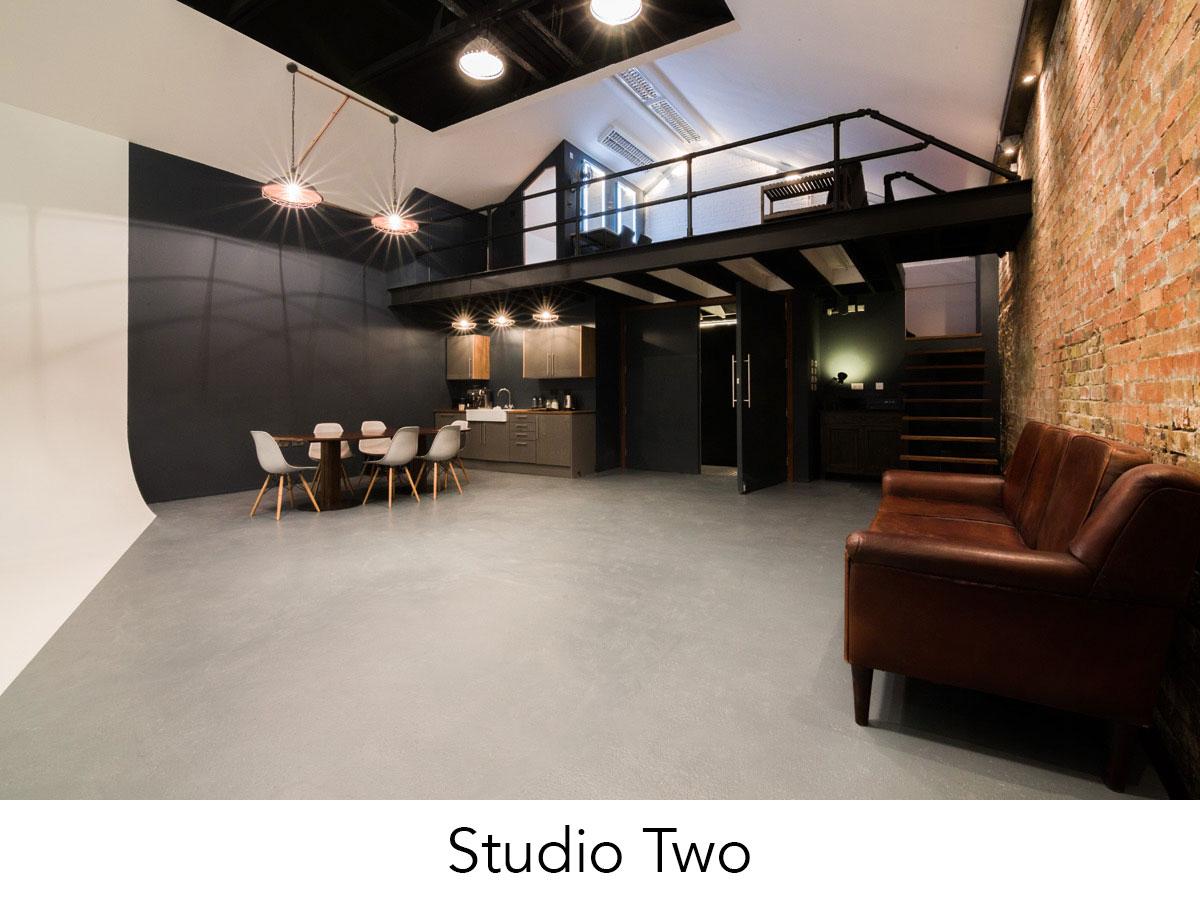 Hackney Studios Two